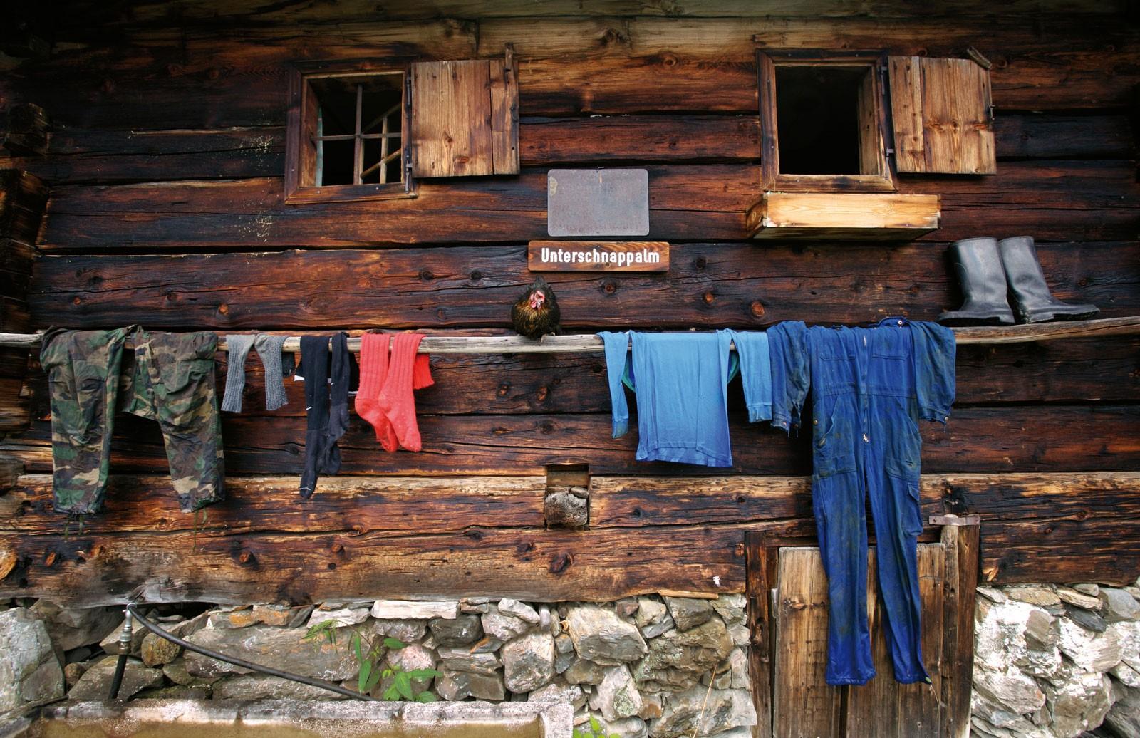 Unterschnappalm - 2009, client: Tirol Werbung