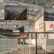 ISPO 2016 fotografieausstellung in den Outdoor Lounges der Halle A1 und A2 von Maren Krings BergZuVerSicht