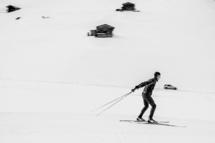 Cross country skiing, Tux  valley