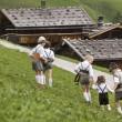 Grasausläuter im Gehmais, Vorderlanersbach