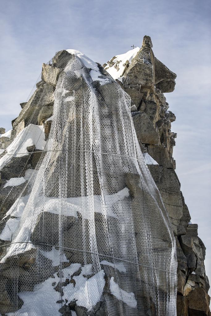 Gefrorene Wand, Hintertuxer Gletscher
