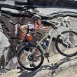 Mountainbike Challenge auf den Hintertuxer Gletscher