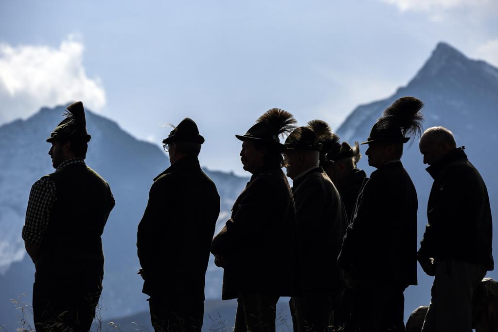 Jäger Gipfelmesse, Eggalm
