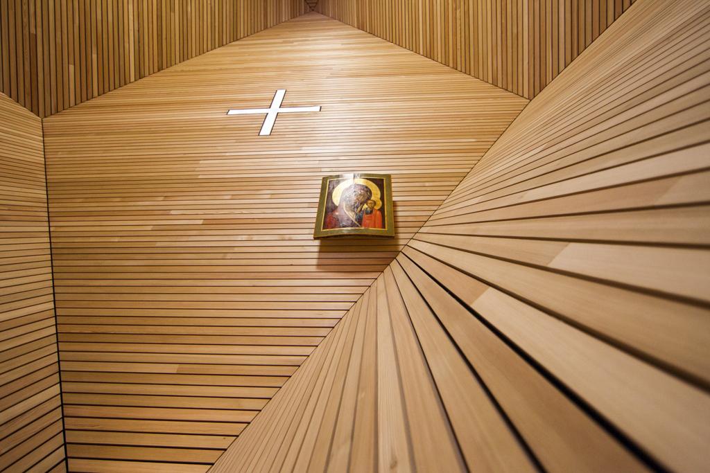 Interior der Granatkapelle