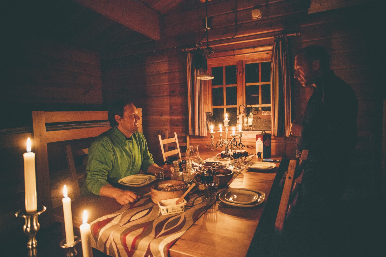 Kiruna, Sapmi Nature Camp